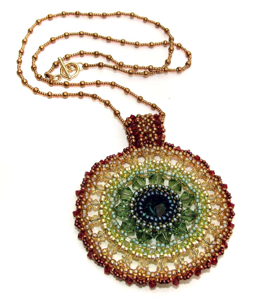 Rivoli Urchin Necklace Class B&B 2012