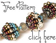 Free Beading Patterns :: Crafty Tips